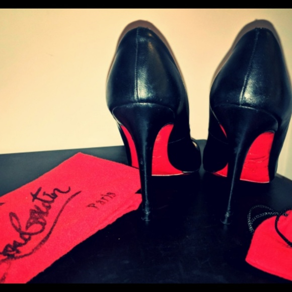 d86bb449d173 Christian Louboutin Shoes - Christian Louboutin Pigalle or Apostrophy